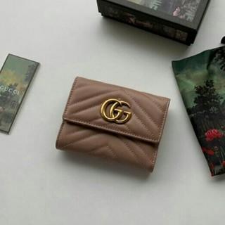 Gucci - ◆美品 グッチ 折り財布 小銭入れあり