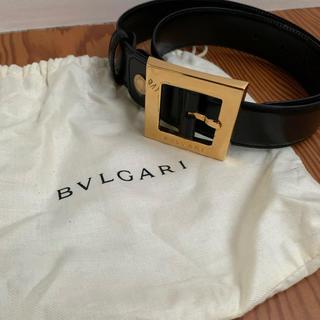 BVLGARI - 美品 BVLGARI レディースベルト
