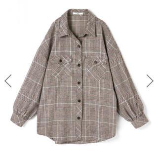 GRL - GRL オーバーサイズチェックシャツ