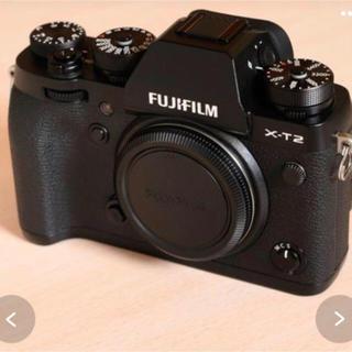 富士フイルム - FUJIFILM 富士フイルム X-T2 ブラック ボディ 良品