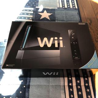 Wii - Wii 本体 ブラック