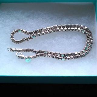 Tiffany & Co. - 11月14日まで、Tiffany ベネチアンネックレス