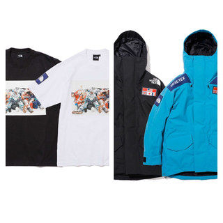 THE NORTH FACE - Trans Antarctica シリーズ3点セット