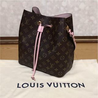 LOUIS VUITTON - 最終お値下げ!美品 ルイヴィトン ネオノエ ピンク