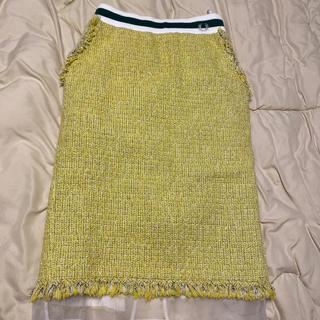 FRED PERRY - フレッドペリー 来春先取り スカート