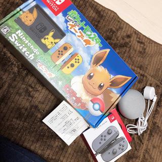 Nintendo Switch - 任天堂スイッチ レッツゴーイーブイ 美品