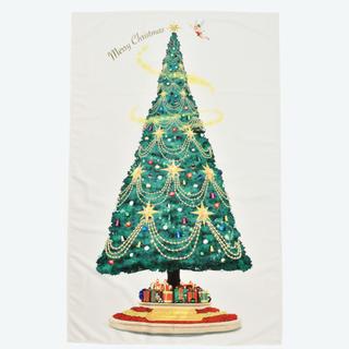 ディズニー(Disney)のディズニー クリスマス タペストリー(絵画/タペストリー)