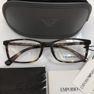 エンポリオアルマーニ(Emporio Armani)の定価27,500円 エンポリオアルマーニ EA3145D 5089 メガネ 眼鏡(サングラス/メガネ)