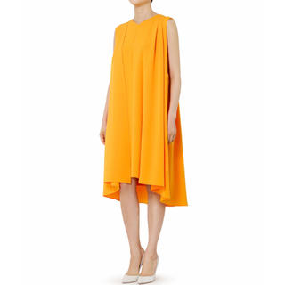 ルシェルブルー(LE CIEL BLEU)の【SALE】chesty  定価24840円 ドレス ワンピース(ひざ丈ワンピース)