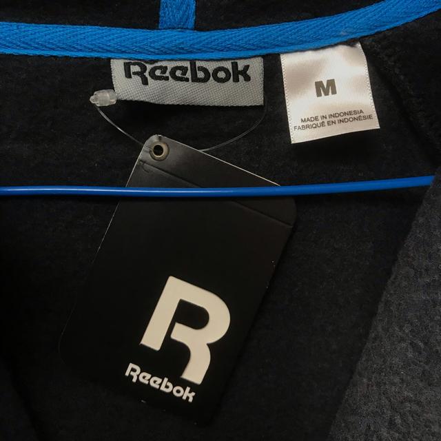 Reebok(リーボック)のReebok リーボック パーカー サイズM メンズのトップス(パーカー)の商品写真