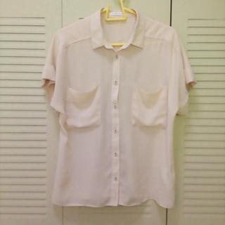 ローリーズファーム(LOWRYS FARM)のシャツ(シャツ/ブラウス(半袖/袖なし))