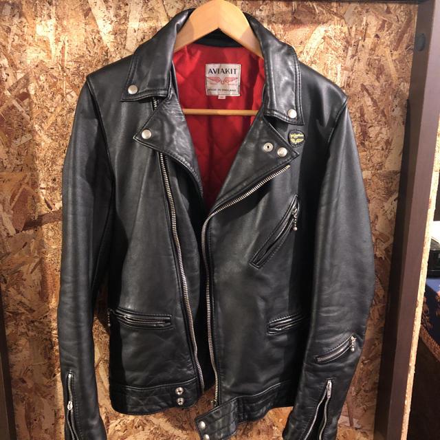 Lewis Leathers(ルイスレザー)のルイスレザー サイクロン 441T メンズのジャケット/アウター(ライダースジャケット)の商品写真