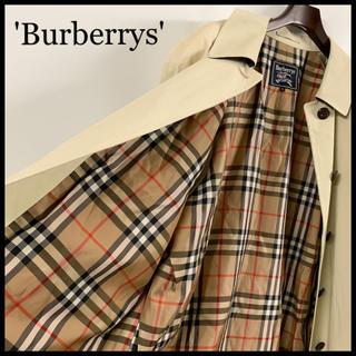 バーバリー(BURBERRY)のBURBERRY バーバリー バルマカーンコート レディース 裏地総柄 美品(ロングコート)