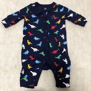 babyGAP - BabyGAP カバーオール 恐竜柄 45