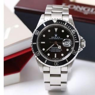 スイスロレックスの腕時計潜水カレンダー型機械式メンズ腕時計ダチ