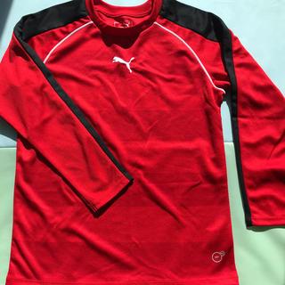 プーマ(PUMA)のプーマロングTシャツ  140㎝(Tシャツ/カットソー)
