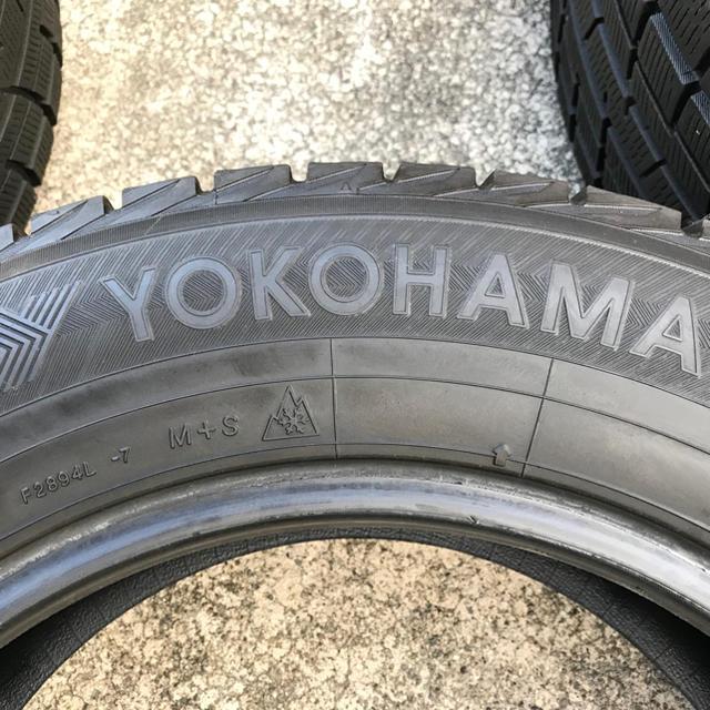 スタッドレスタイヤ 4本 ヨコハマ iG30 195/65R15  自動車/バイクの自動車(タイヤ)の商品写真