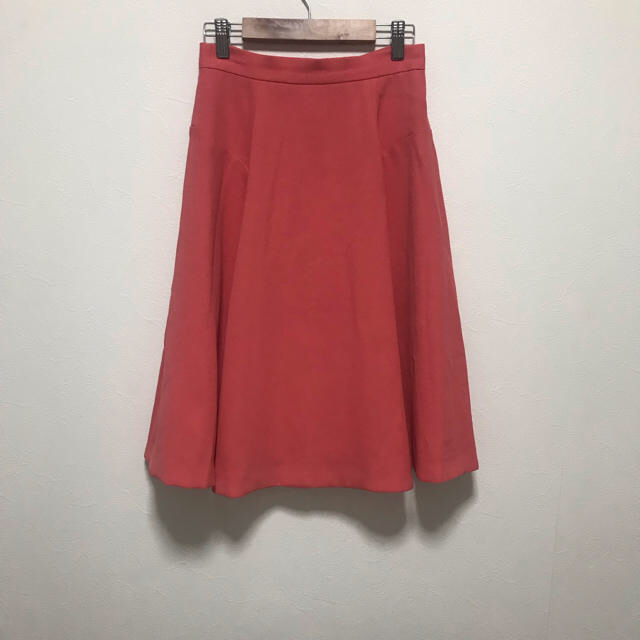 Stola.(ストラ)の綺麗色・フレアスカート レディースのスカート(ひざ丈スカート)の商品写真