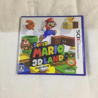 任天堂 - 3DSソフト スーパーマリオ3Dランド