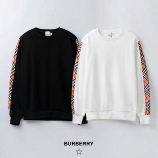 BURBERRY - [2枚8000円送料込み]burberry トレーナースウェット長袖