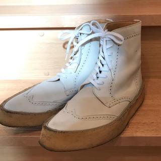 ジョージコックス(GEORGE COX)のジョージコックスハイカットラバーソール27cm(ブーツ)