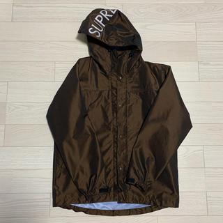Supreme - supreme Iridescent Taped Seam Jacket