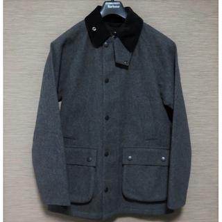 定価7.5万 Barbour BEDALE SL Bonded Wool 38