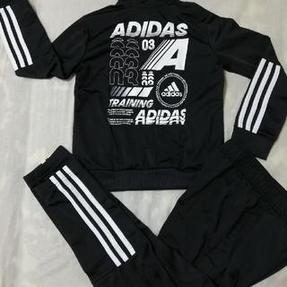 adidas - アディダス adidas キッズ ボーイズ  上下 セットアップ ジャージ