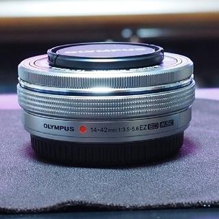OLYMPUS - オリンパス カメラ レンズ 14-42mm EZ