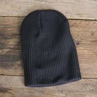 トゥデイフル(TODAYFUL)のTODAYFUL FRANK'sニットキャップ ニット帽 シンプル 秋冬 グレー(ニット帽/ビーニー)