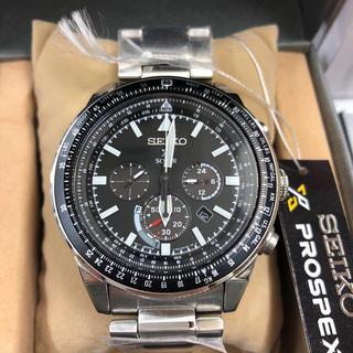 SEIKO - 新品!SEIKO SSC607P1 PROSPEX ソーラー腕時計