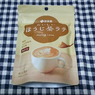 伊藤園 - ほうじ茶ラテ
