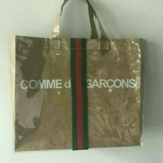 コムデギャルソン(COMME des GARCONS)のGUCCI Comme des Garcons ハンドバッグ トートバッグ(トートバッグ)