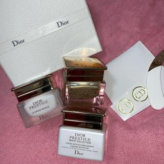 Dior - 【未使用】Dior フェイスクリーム3点セット