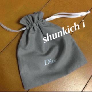 クリスチャンディオール(Christian Dior)のDior ディオール ミニ巾着 新品未使用(ポーチ)