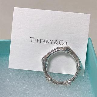 Tiffany & Co. - ティファニーバンブーリング