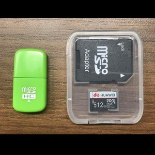 HUAWEI microSDカード512GB
