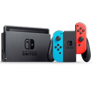 Nintendo Switch - 任天堂 Nintendo Switch ネオンブルー/ネオンレッド