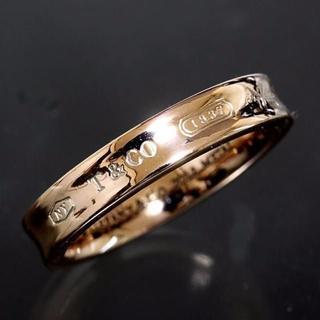 Tiffany & Co. - ティファニー TIFFANY&CO.1837 ルベド リング 14号