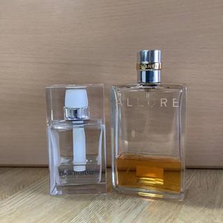 CHANEL - 香水 セット シャネル アリュール ディオール オム コロン