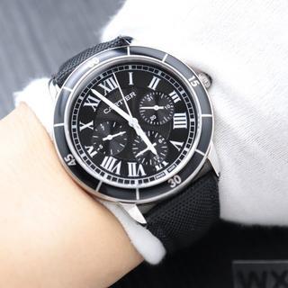 Cartier - 腕時計 カルティエ メンズ 40mm