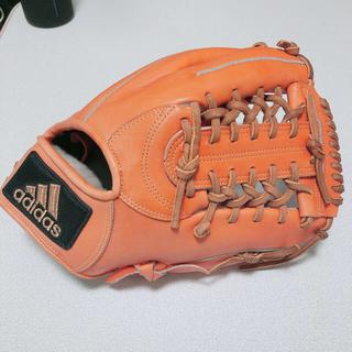 adidas - adidas 硬式グローブ B1719