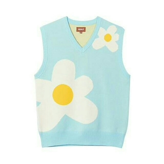 CONVERSE - Golf wang light blue Vest