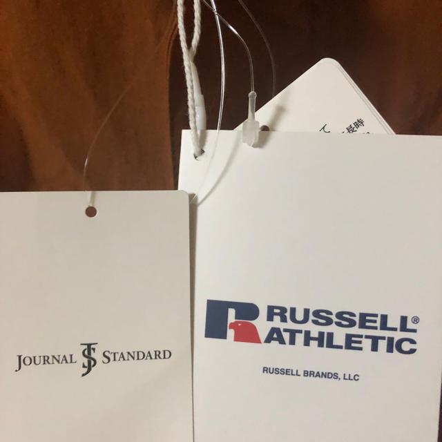 JOURNAL STANDARD(ジャーナルスタンダード)のRUSSELL×JOURNAL STANDARD アノラックジャケット メンズのジャケット/アウター(ブルゾン)の商品写真