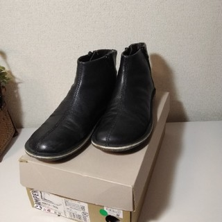 カンペール(CAMPER)のカンペール 軽くて暖かアンクルブーツ サイズ40(ブーツ)