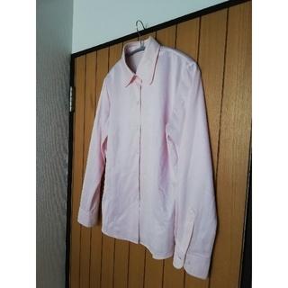 ワイシャツ 11号 ピンク(シャツ/ブラウス(長袖/七分))