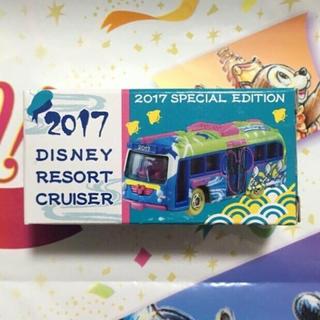 Disney - 未開封 ディズニー 2017 スペシャル トミカ リゾートクルーザー
