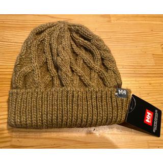 ヘリーハンセン(HELLY HANSEN)の【新品】ヘリーハンセン ニット帽 帽子 キャップ 冬帽子(その他)