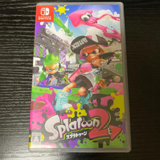 Nintendo Switch - 任天堂 スプラトゥーン2  Splatoon 2
