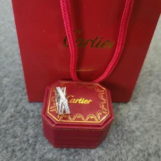 カルティエ(Cartier)のカルティエ リング 16号 (リング(指輪))
